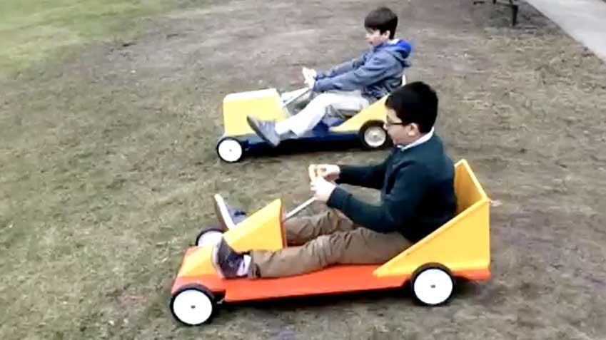 OmniLearn Presents: Go Cart